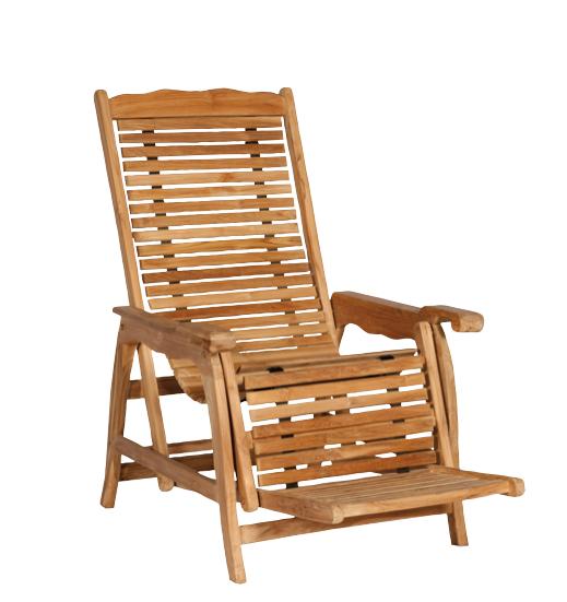Garten LoungemObel Holz Sale ~ CLOE, Liegestuhl Holz SALE SALE Garten