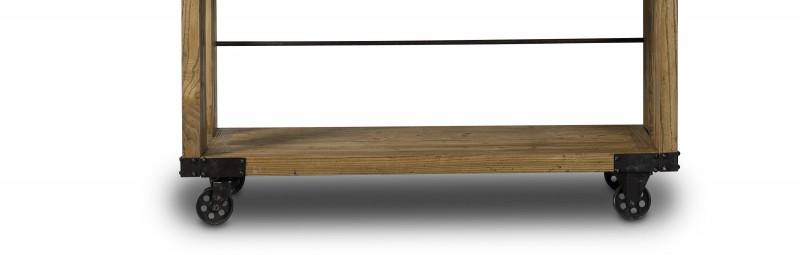 lona regal holz metall auf r dern industriedesign m bel. Black Bedroom Furniture Sets. Home Design Ideas