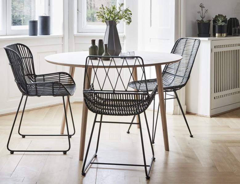Tisch Rund Eiche ~ Das Beste aus Wohndesign und Möbel Inspiration