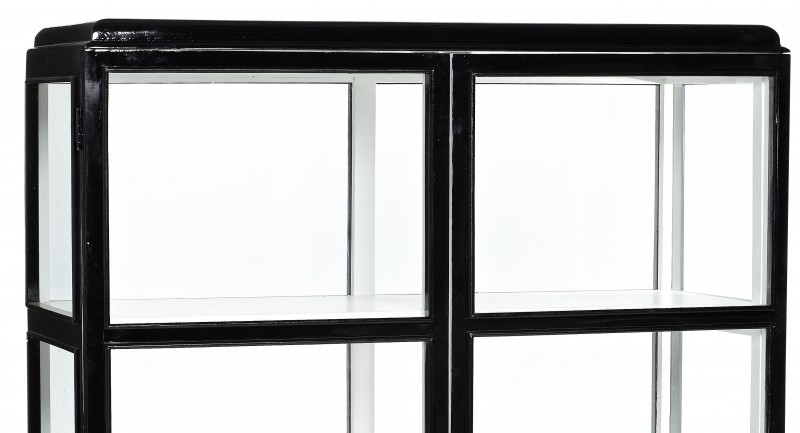 vitrine glas weiss vintage die neuesten innenarchitekturideen. Black Bedroom Furniture Sets. Home Design Ideas