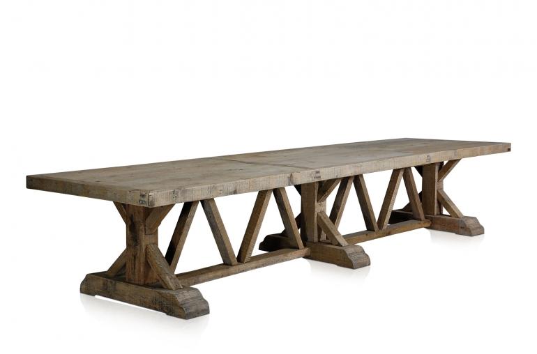 Esstisch massiv vintage weiss  Hochwertige Möbel exklusive vintage Möbel bei Matz-Möbel