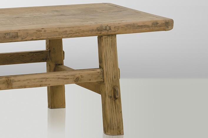 Couchtisch Holz Unbehandelt ~ BELLA, Couchtisch Altholz Alle Tische Couchtische