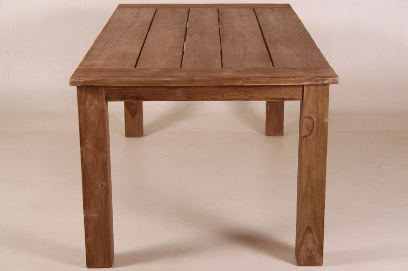 Gartentisch Holz Und Metall Finest Gartentisch Holzmetall