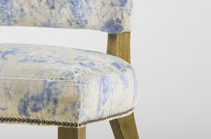 MIMI, Stuhl Samt Stoff vintage Alle Stühle Stühle