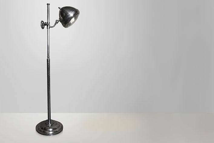 esto stehlampe industrie design lampen stehlampe. Black Bedroom Furniture Sets. Home Design Ideas
