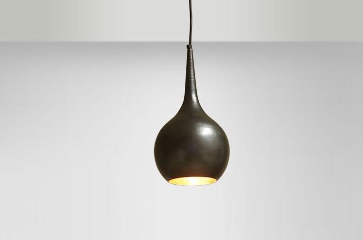 runa h ngelampe metall kupfer lampen deckenlampe. Black Bedroom Furniture Sets. Home Design Ideas