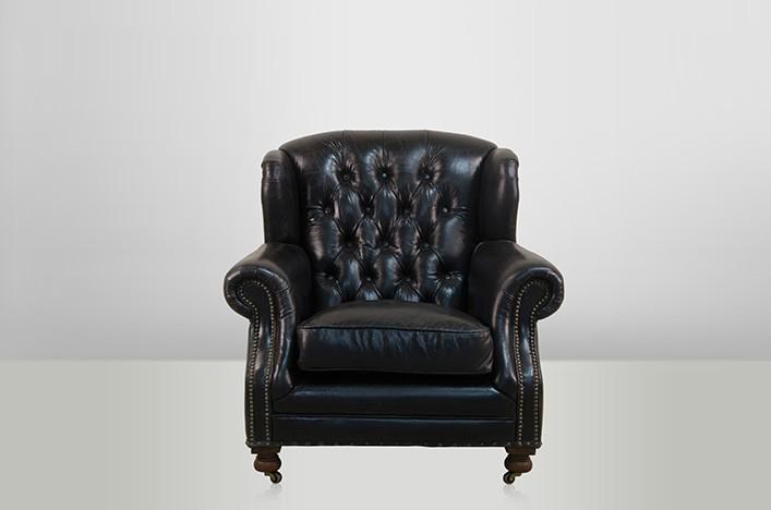 ohrensessel modern leder neuesten design. Black Bedroom Furniture Sets. Home Design Ideas