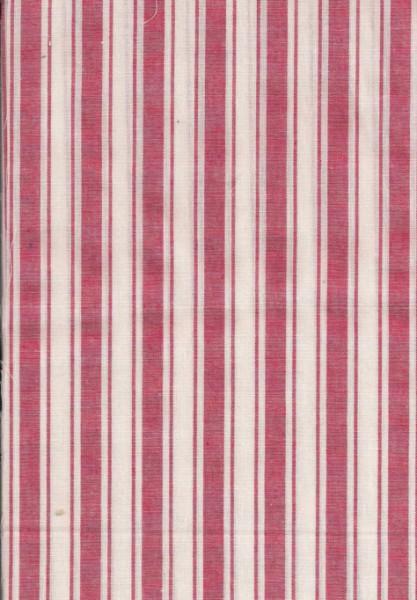 gardine rot wei e streifen berl nge textil gardinen. Black Bedroom Furniture Sets. Home Design Ideas