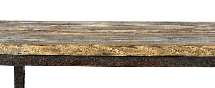 Esstisch Holz Industriedesign ~ JENNY, Esstisch HolzMetall Industriedesign Alle Tische Esstisc