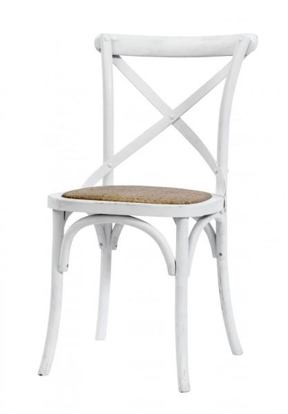 joel wei er landhaus stuhl 2er pack alle st hle st hle. Black Bedroom Furniture Sets. Home Design Ideas