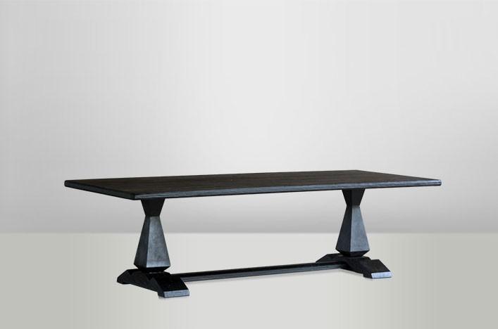 maira esstisch schwarz alle tische esstische. Black Bedroom Furniture Sets. Home Design Ideas