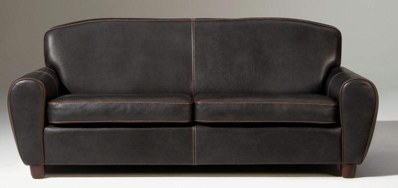 vintage ledersofa braun ledersofas pictures to pin on. Black Bedroom Furniture Sets. Home Design Ideas