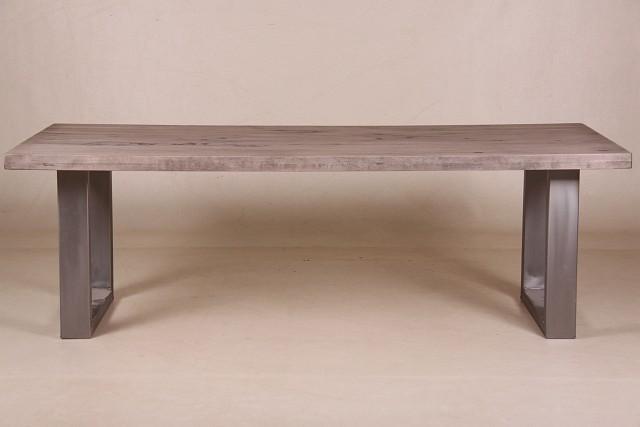 esstisch mit metallbeinen. Black Bedroom Furniture Sets. Home Design Ideas
