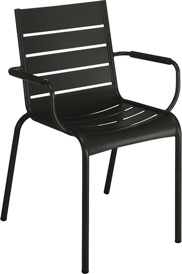 hally gartenstuhl metall gartenm bel gartenstuhl. Black Bedroom Furniture Sets. Home Design Ideas
