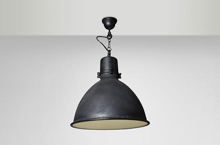 falk deckenlampe metall schwarz industriedesign lampen. Black Bedroom Furniture Sets. Home Design Ideas
