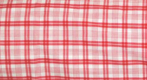 brigitte karierte gardine landhaus textil gardinen. Black Bedroom Furniture Sets. Home Design Ideas