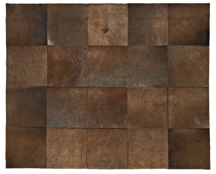 bera fellteppich braun patchwork lederm bel fellm bel. Black Bedroom Furniture Sets. Home Design Ideas