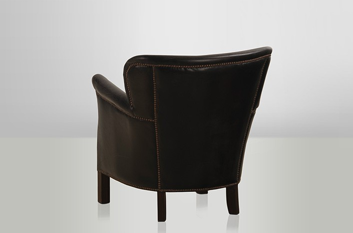 mare leder cocktailsessel braun lederm bel sessel. Black Bedroom Furniture Sets. Home Design Ideas