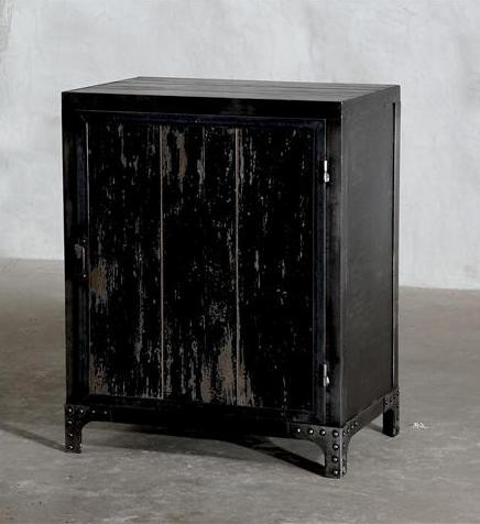kommode industriedesign carprola for. Black Bedroom Furniture Sets. Home Design Ideas