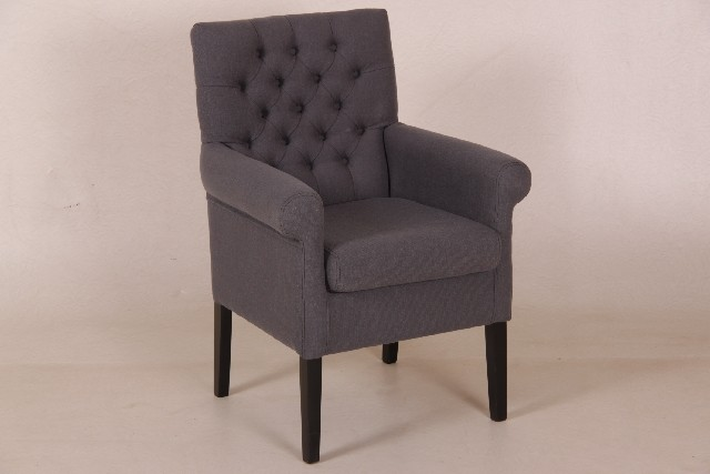 louisa armlehnstuhl stoff braun 2er set alle st hle armlehnst hle. Black Bedroom Furniture Sets. Home Design Ideas